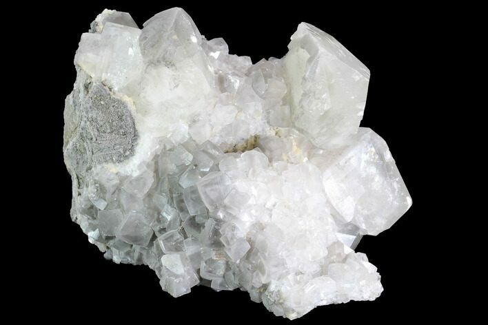 "5.1"" Calcite and Dolomite Crystal Association - China"