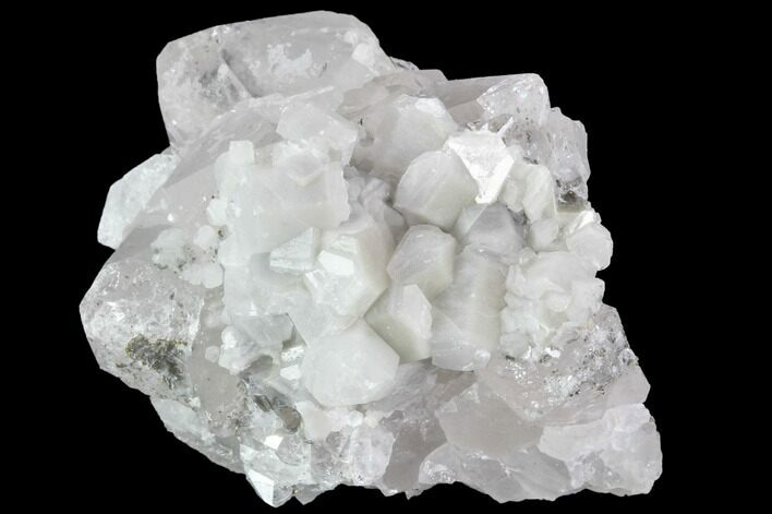"2.2"" Quartz and Calcite Association - Fluorescent"