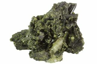 "Buy 1.5"" Epidote Crystal Cluster - Pakistan - #91963"