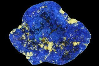 Azurite - Fossils For Sale - #93465