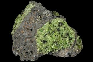 Forsterite var. Peridot - Fossils For Sale - #93963