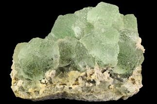 Fluorite & Quartz - Fossils For Sale - #94380