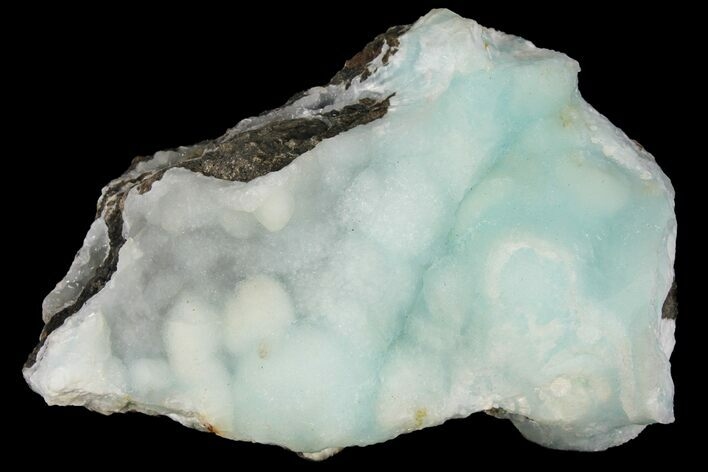"3.7"" Sky-Blue, Botryoidal Hemimorphite - China"