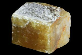 "2.3"" Tabular, Yellow Barite Crystal - China For Sale, #95318"