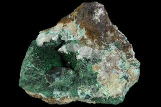 Atacamite, Chrysocolla & Selenite - Fossils For Sale - #98145