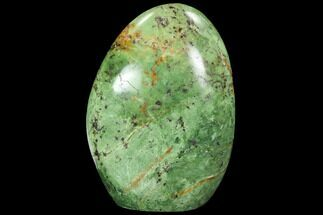 "Buy 3.9"" Polished Green Chrysoprase Freeform - Madagascar - #99358"