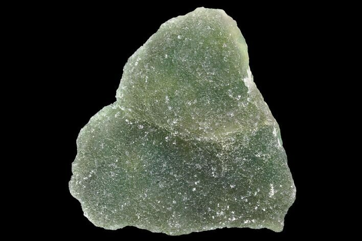 "5.2"" Botryoidal Green Fluorite Crystal Cluster - China"