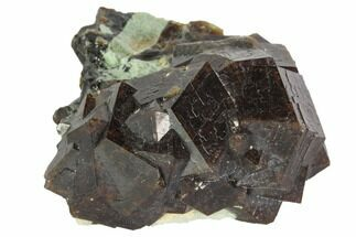 Garnet & Feldspar - Fossils For Sale - #100398