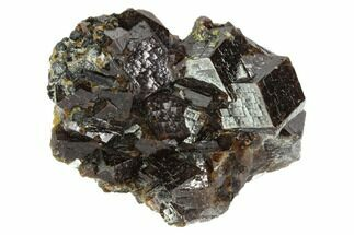 "2"" Garnet Cluster with Feldspar - Pakistan For Sale, #100400"