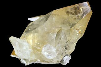 "5.6"" Gemmy, Twinned Calcite Crystal Cluster - Elmwood Mine For Sale, #103946"