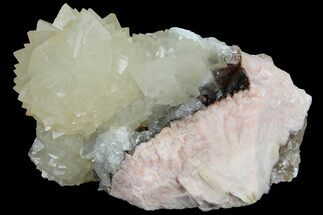 "Buy 4"" Fluorescent Calcite Crystal Cluster - Morocco - #104365"