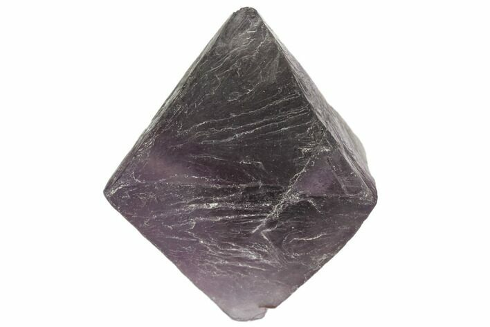 "1.72"" Fluorite Octahedron - Purple/Green"