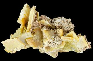 Wulfenite - Fossils For Sale - #105564