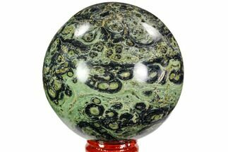 "2.95"" Polished Kambaba Jasper Sphere - Madagascar For Sale, #107276"