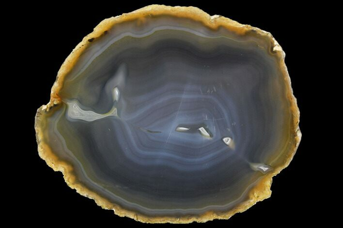 "6.2"" Polished Brazilian Agate Slice"