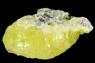 "Buy 3.1"" Lemon-Yellow Brucite - Balochistan, Pakistan - #108034"