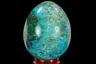 Chrysocolla, Malachite & Quartz - Fossils For Sale - #108801