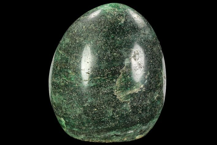 "4.2"" Tall, Polished Fuchsite Freeform - Madagascar"