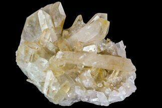 Quartz  - Fossils For Sale - #80931