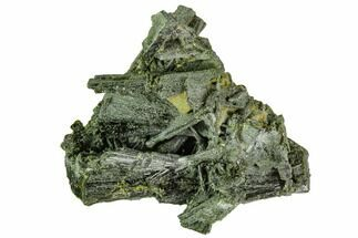 "1.7"" Epidote Crystal Cluster - Pakistan For Sale, #111989"