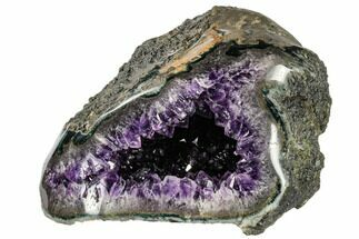 Quartz var. Amethyst - Fossils For Sale - #113835