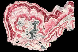 Rhodochrosite  - Fossils For Sale - #114255
