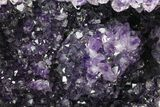 "7.9"" Amethyst ""Jewelry Box"" Geode  - #116280-4"
