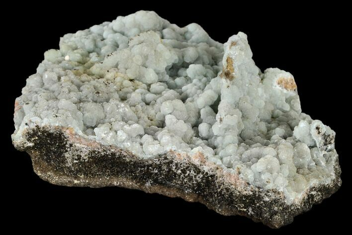 "4"" Hemimorphite Cluster - 79 Mine, Arizona"