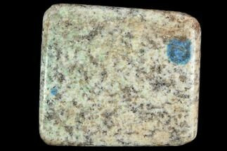 Granite & Azurite - Fossils For Sale - #120408
