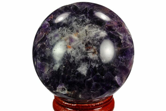 "1.85"" Polished Amethyst Sphere"