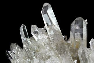 "4.3"" Quartz and Adularia Crystal Association - Norway For Sale, #126341"
