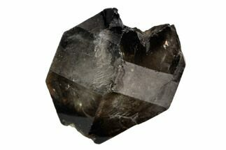 "Buy .9"" Tibetan Smoky Quartz Crystal - Tibet - #128605"