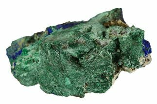 Azurite & Malachite - Fossils For Sale - #126942