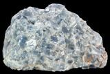 "9.4"" Free-Standing Blue Calcite Display - Chihuahua, Mexico - #129479-1"