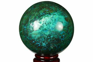 Chrysocolla & Malachite - Fossils For Sale - #133767