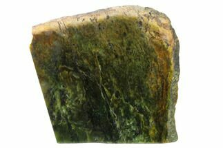 Jade var. Nephrite - Fossils For Sale - #137295