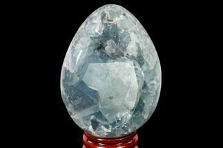 "Buy 2.8"" Crystal Filled Celestine (Celestite) ""Egg"" Geode - Madagascar - #140314"