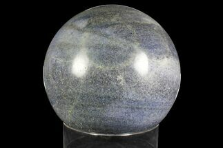 "Massive, 7.8"" Polished Lazurite Sphere - Madagascar For Sale, #140966"