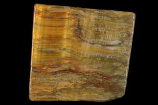 Tiger's eye - Fossils For Sale - #140493