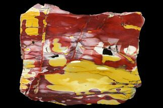 "Buy 8.4"" Polished Mookaite Jasper Slab - Australia - #141073"