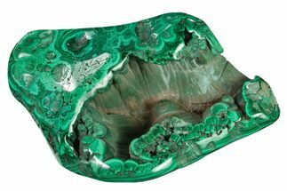 Malachite & Chrysocolla (blue) - Fossils For Sale - #140241