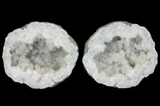 Quartz & Calcite - Fossils For Sale - #144774