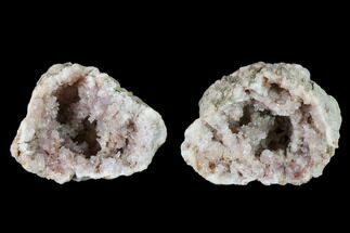 Quartz var. Pink Amethyst - Fossils For Sale - #147936