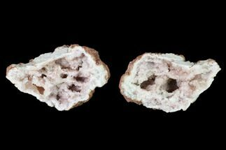 Quartz var. Pink Amethyst - Fossils For Sale - #147942