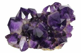 "10"" Purple Amethyst Crystal Cluster - Congo For Sale, #148658"