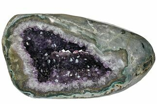 Quartz var. Amethyst - Fossils For Sale - #151311