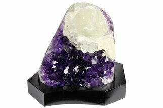 Quartz var. Amethyst - Fossils For Sale - #152367