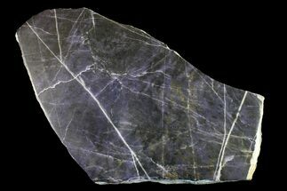 "Buy 10.5"" Polished Morado Opal Slab - Central Mexico - #153607"