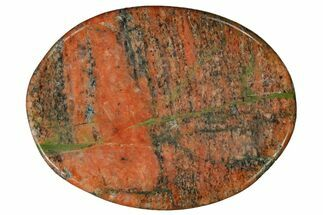 "Unakite Worry Stones - 1.5"" Size For Sale, #155288"