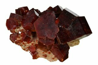 Vanadinite  - Fossils For Sale - #157014